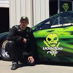 Robert Tighe Voodoo Ride