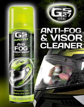 Anti Fog and Visor Cleaner