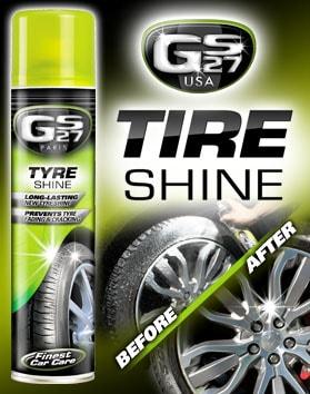 GS27 Tire Shine