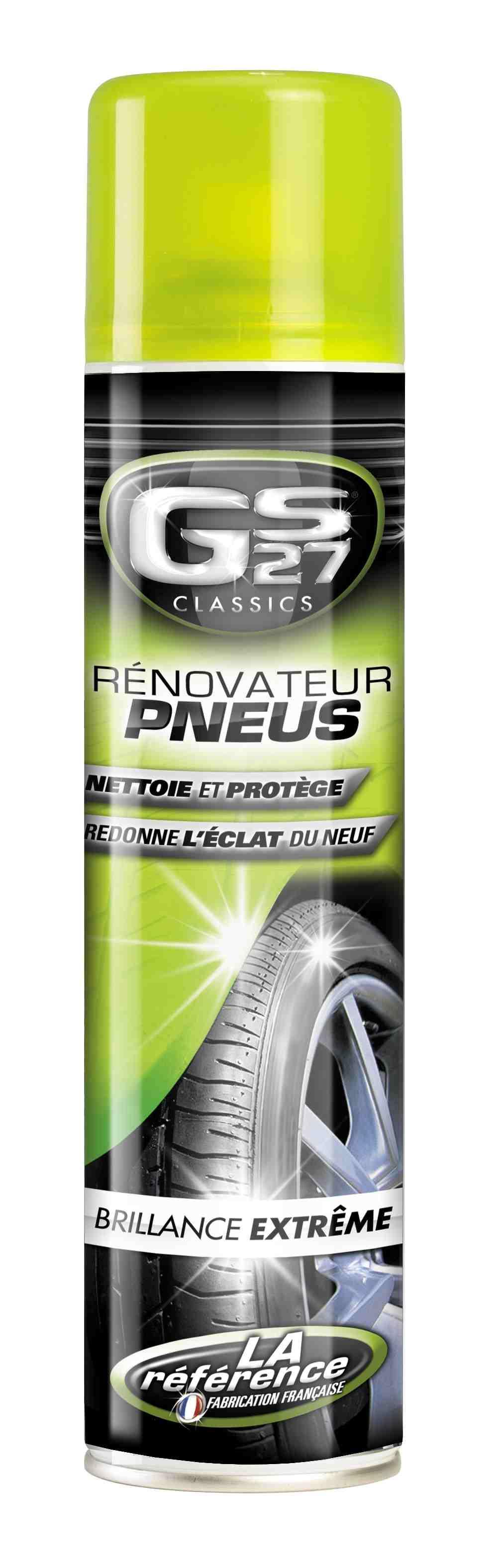 CLASSICS Rénovateur Pneus 400 ml