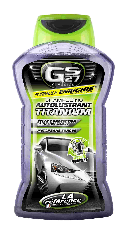 Shampooing Autolustrant Titanium