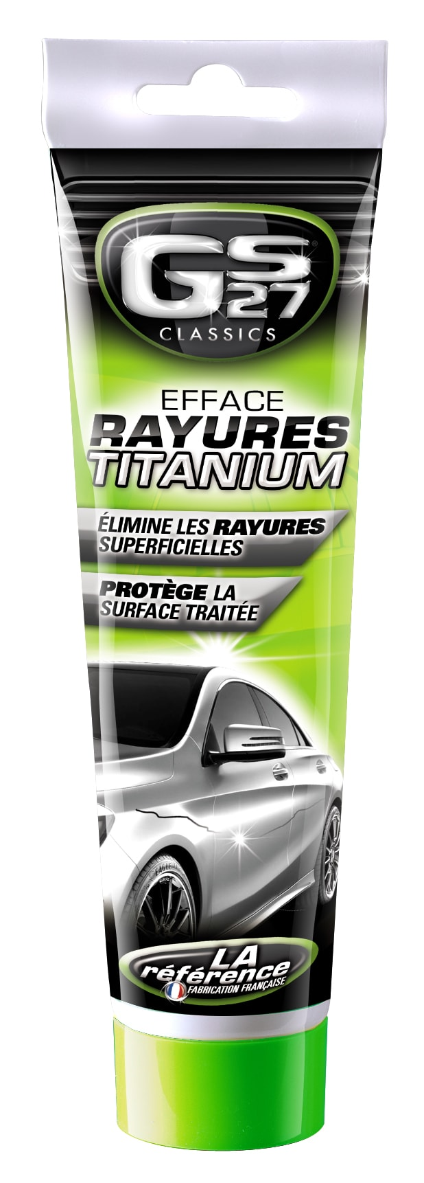 Efface Rayures Titanium