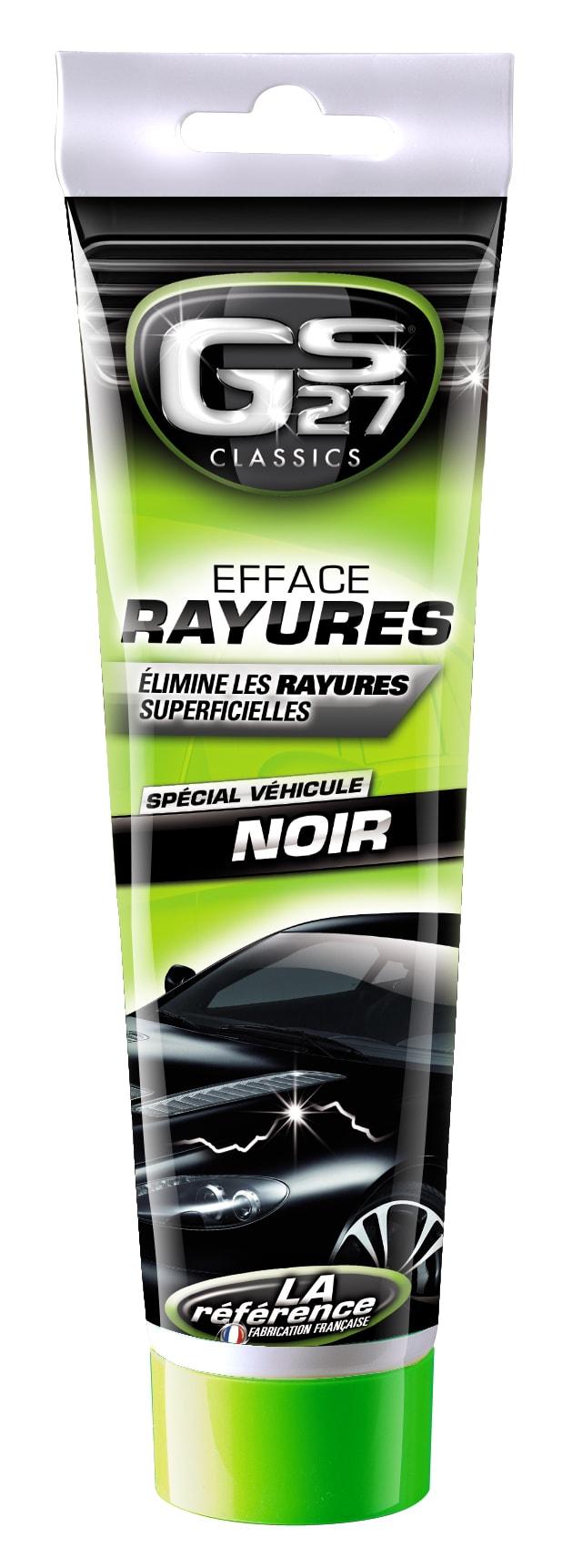 Efface Rayures Noir