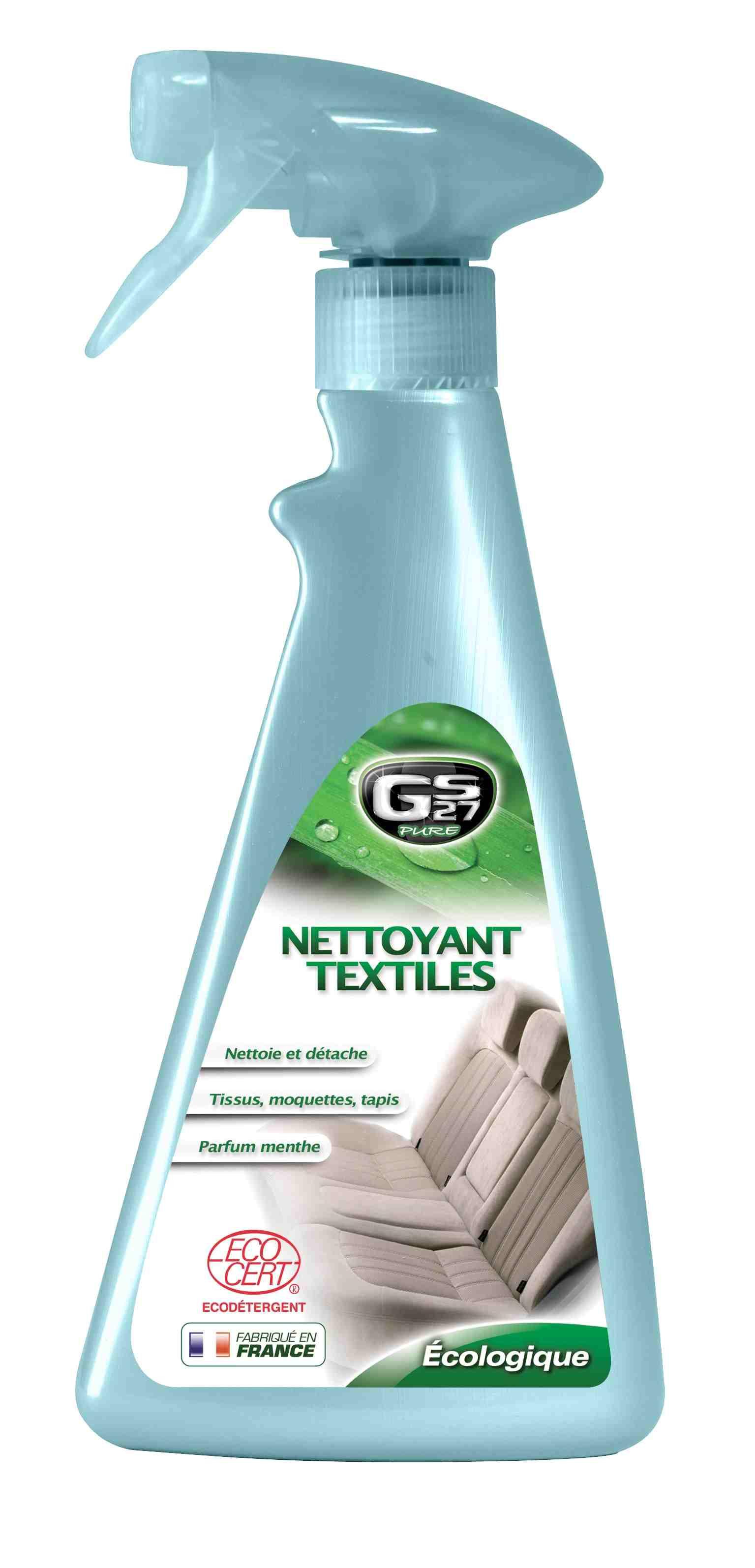 Nettoyant Textiles - ECOCERT - 500 ml