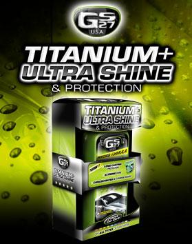 Titanium + Ultra Shine & Protection