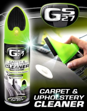 Triple Carpet and Upholstery cleaner