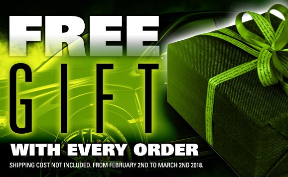 Free gift with every order